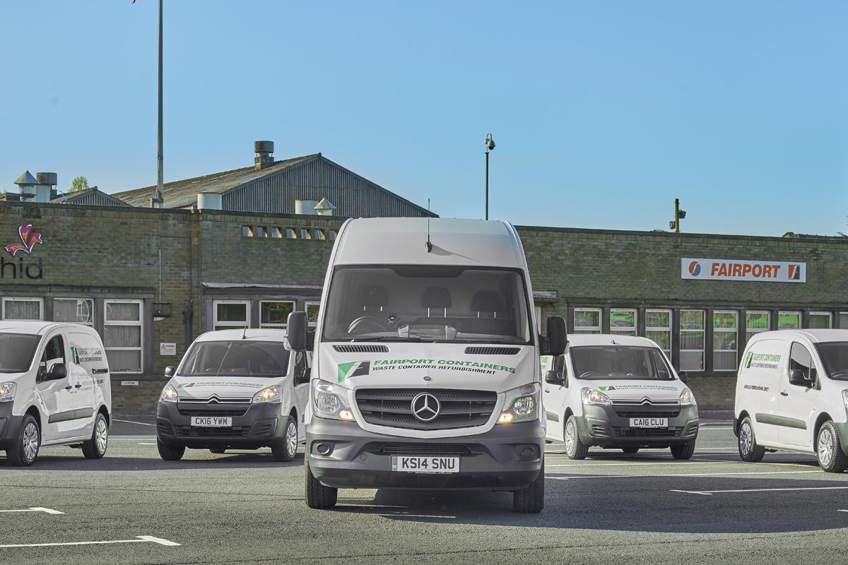 Mobile Transport Fleet