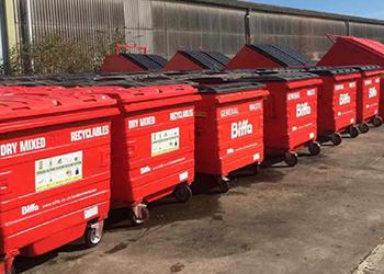 Biffa Trade Waste Refurbished