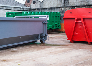 Fully Refurbished 25 yard RORO container