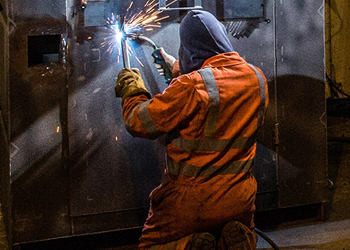 Clothing Bank Welding and Repair
